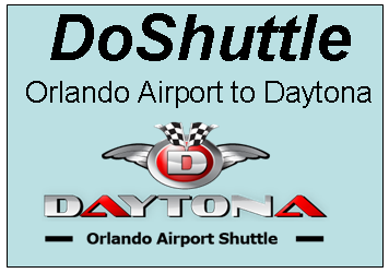 DoShuttle Orlando to Daytona