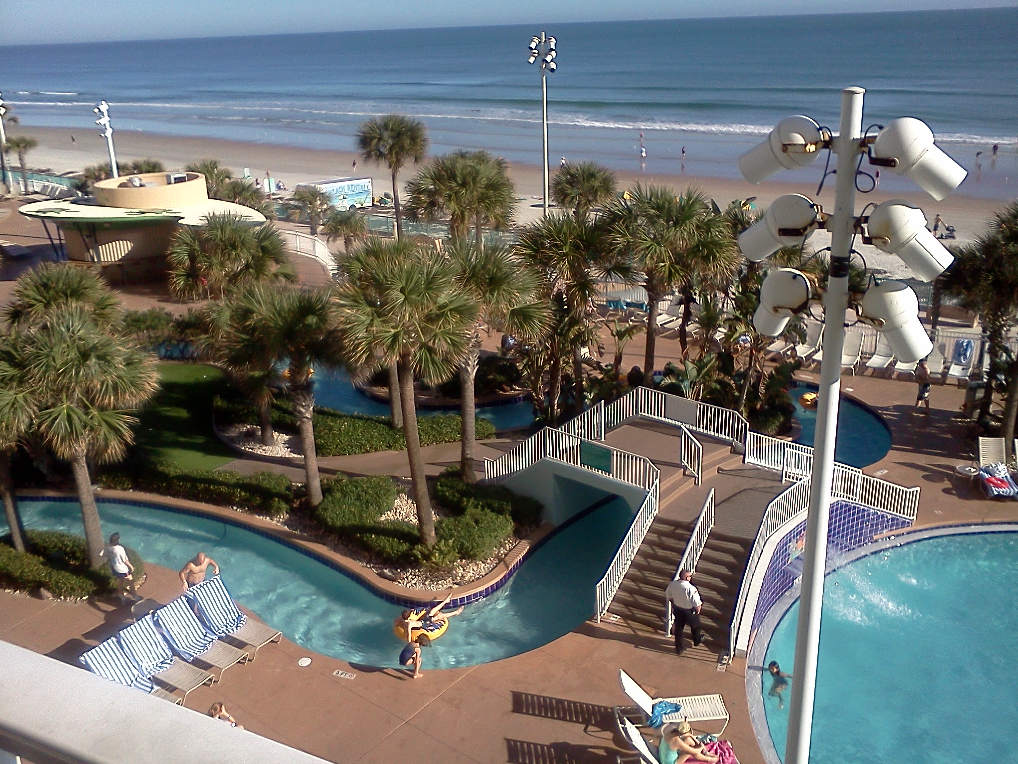 condo cottages team house daytona riverhouse fl the cottage beach condos wyse rent river for