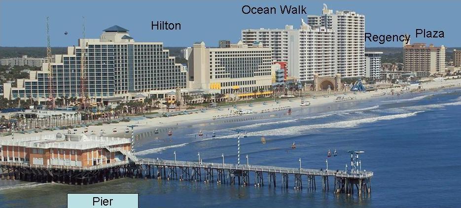Ocean Walk Daytona Beach Best Beach Pictures